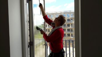 Summer Window Cleaning
